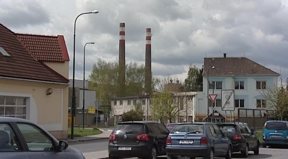 Na ekologickou stopu měst má vliv průmyslová výroba