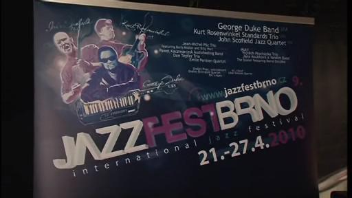 V Brně probíhá devátý ročník JAZZFESTBRNO