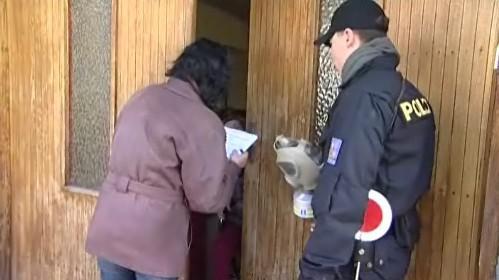 Starší manželské pár nechtěl svůj dům opustit za žádnou cenu