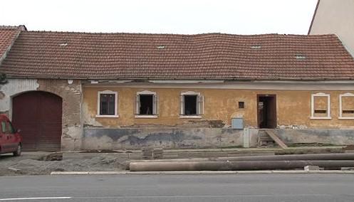 Dům v Knínicích - památka lidové architektury