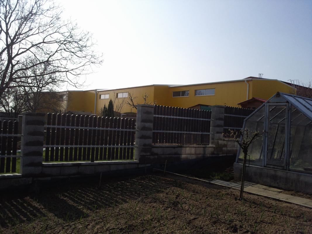 Výrobní hala v Brně-Bosonohách