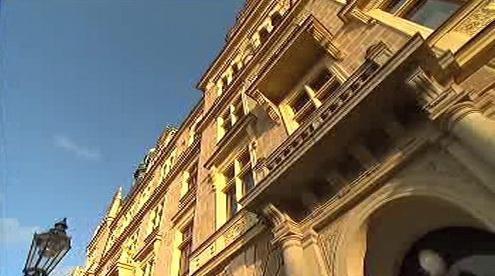 Budova právnické fakulty v Plzni