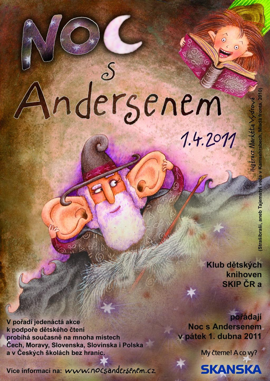 Noc s Andersenem 2011
