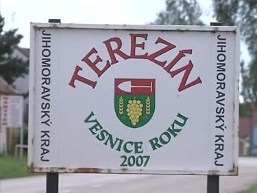 Terezín, vesnice roku 2007