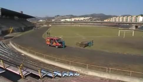 Stadion ve Vsetíně