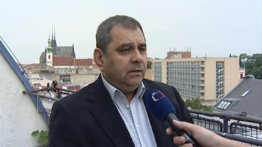 Majitel Avionu Stanislav Berousek