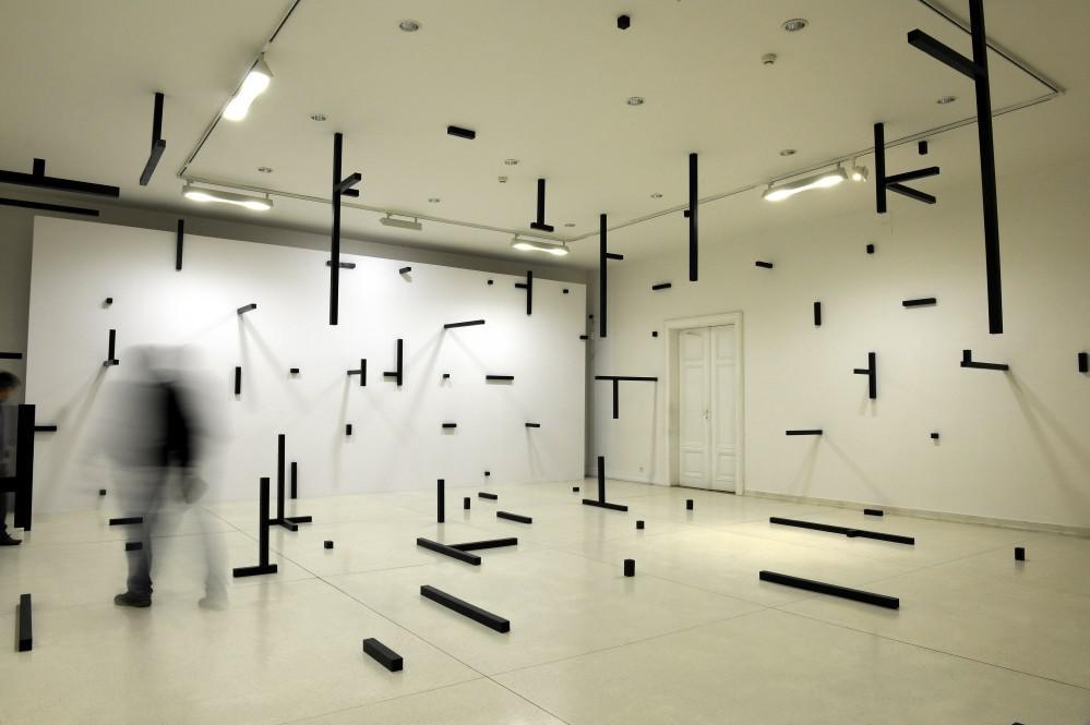 Plocha, prostor, hloubka - výstava v Moravské galerii v Brně