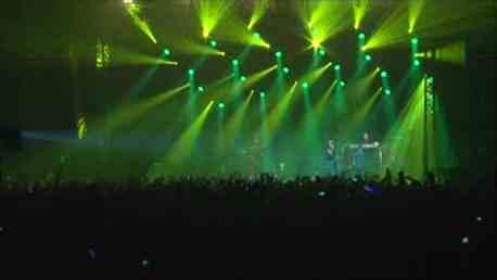 Koncert skupiny Scooter provázela světelná show