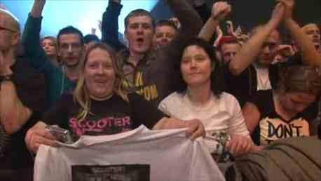 Fanoušci skupiny Scooter