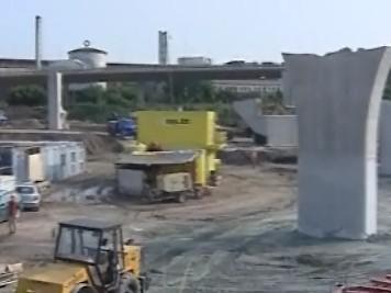 Napojování Královopolských tunelů na plánovanou mimoúrovňovou křižovatku