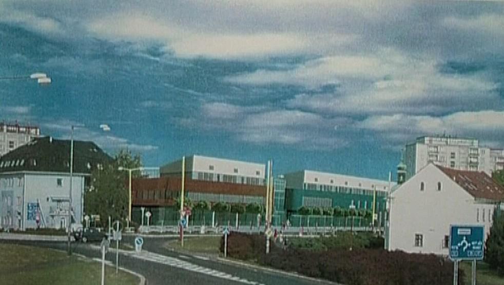 Vizualizace polyfunkčního centra