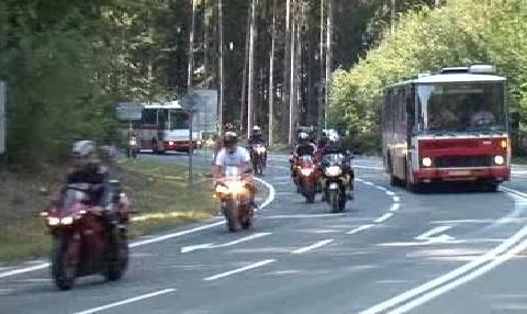 Motorkáři se vrací z VC Brna