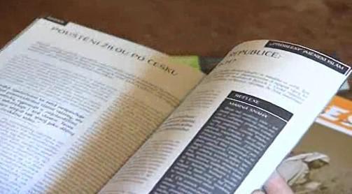 Časopis Přes občanského sdružení Nesehnutí