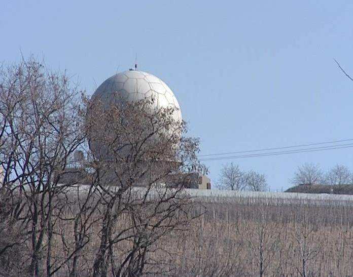 Radar NATO u Sokolnic