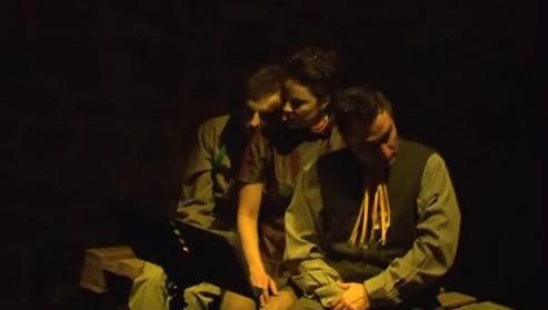 Hra Jána Mikuše Ryba horí v divadle Husa na provázku