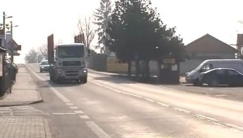 Kamion pro převoz dřeva
