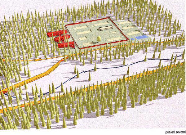 Návrh romského památníku