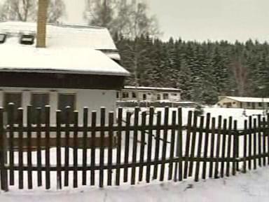 Rekreační středisko Žalov, kde má vzniknout památník holocaustu