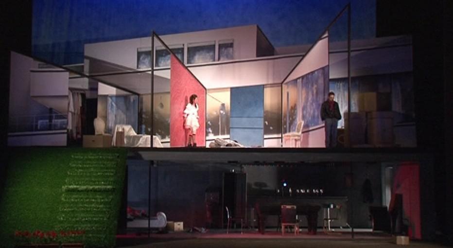Figarova svatba se odehraje v modelu vily Tugendhat