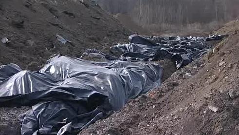 Skládka odpadu v Kohnově cihelně