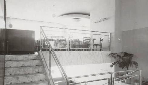 Kolbabova kavárna - historický snímek