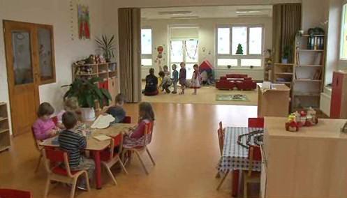 Nová školka v Petrovicích