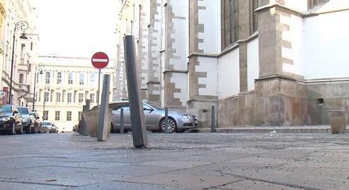 Jakubské náměstí v Brně