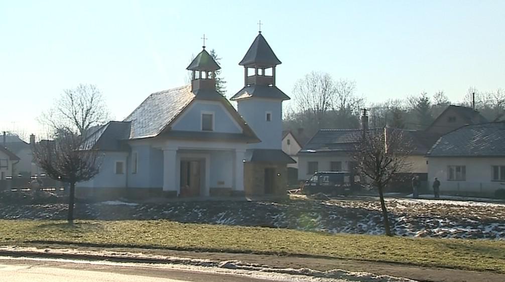 V Doubravách na Zlínsku mají novou kapli