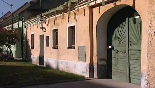 Památkově chráněné stavení