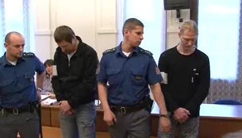 Obžalovaní za únos cizinky před soudem