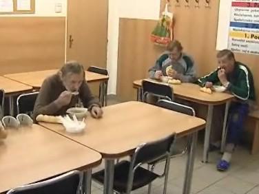 brněnští bezdomovci mohou poobědvat už na dvou místech