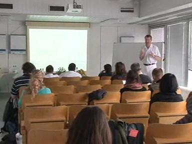 Přednáška Jiřího Mayera ve FN Brno