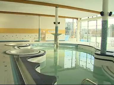 Nový aquapark v Uherském Hradišti