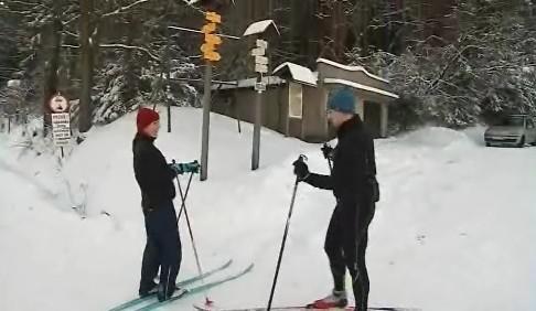 Ve Velkém Karlově není sníh, běžkařský závod se odsouvá na únor