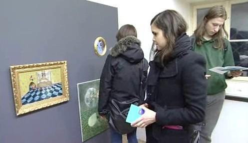 Výstava Ohrožený duch