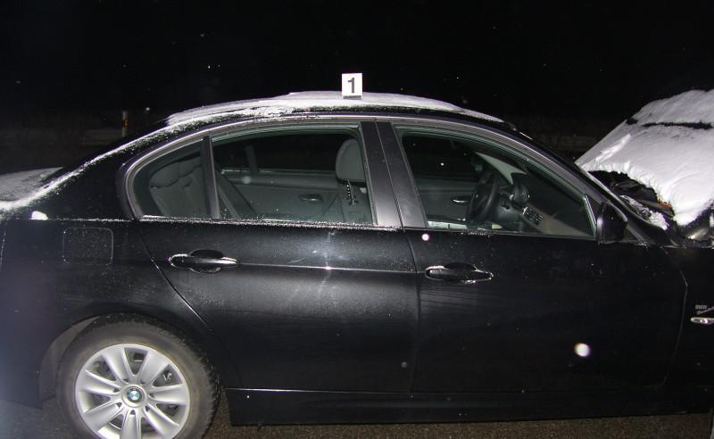 Ukradený automobil