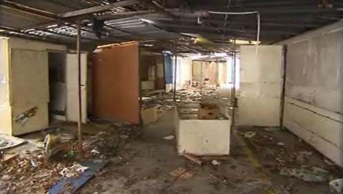 V areálu bývalé tržnice v centru Zlína hořelo dvakrát v krátké době
