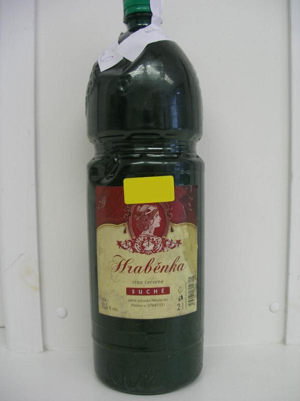 Víno Hraběnka