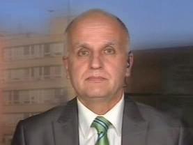 Lubomír Nečas, předseda zlínského sdružení České lékařské komory
