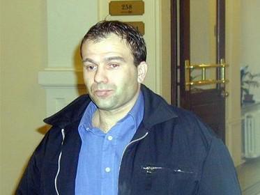 Miroslav Valehrach u soudu v roce 2005