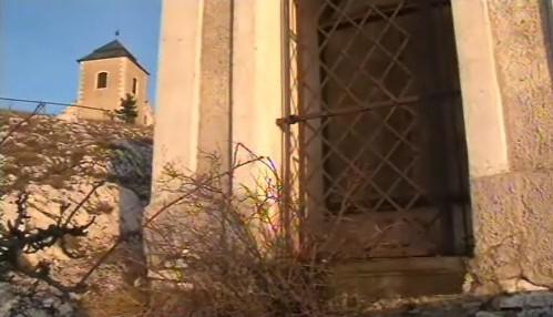 Kapličky na Svatém kopečku v Mikulově