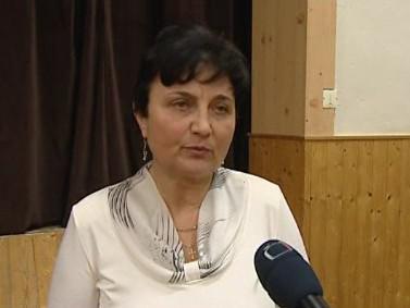 Marie Barešová (ČSSD), starostka Moravan