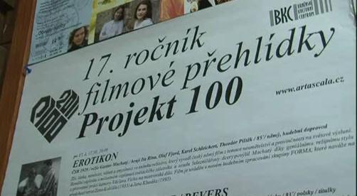 Filmová přehlídka Projekt 100