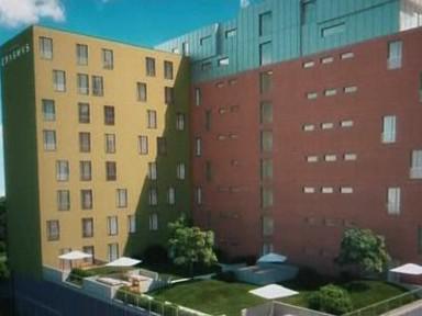 Bytový komplex Erasmus