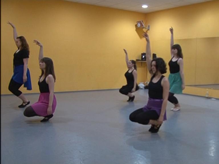 Fitness balet