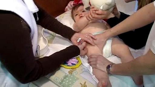 Dětské očkování