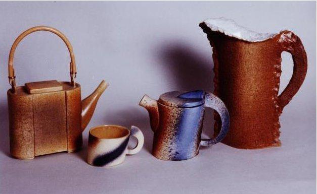 Originální Kunštátská keramika