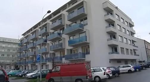 Bytový dům na Křídlovické