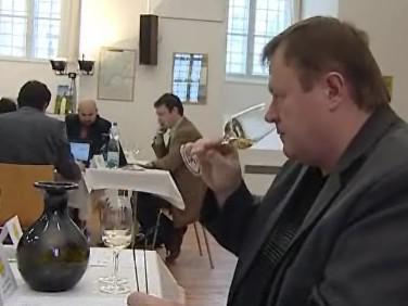 Sommeliér na Salonu vín