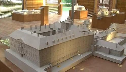 Miniatury Lednicko-valtického areálu v Břeclavi